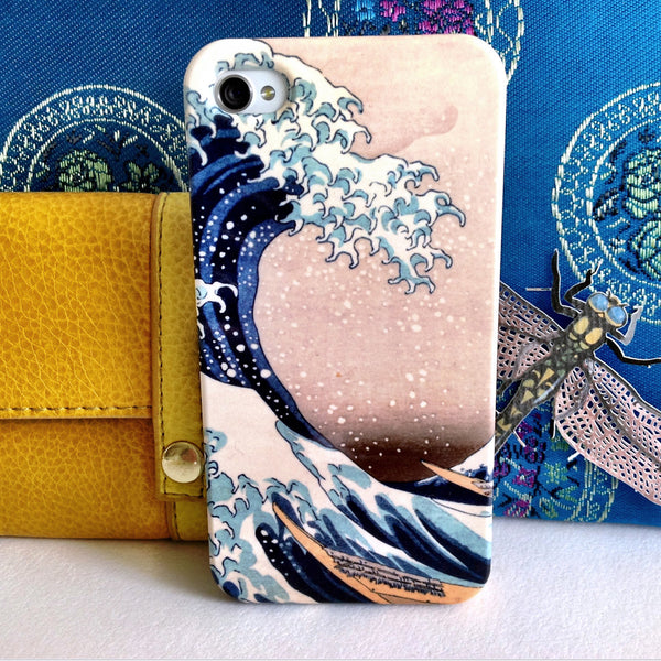 The Great Wave case for iPhone 4/4S