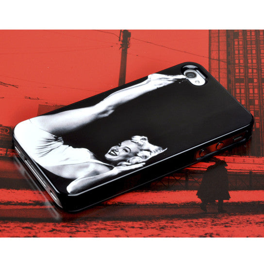 Marilyn Monroe Exercise Case for iPhone 4/4S