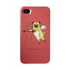 'Pug Love' Case For iPhone 4/4S