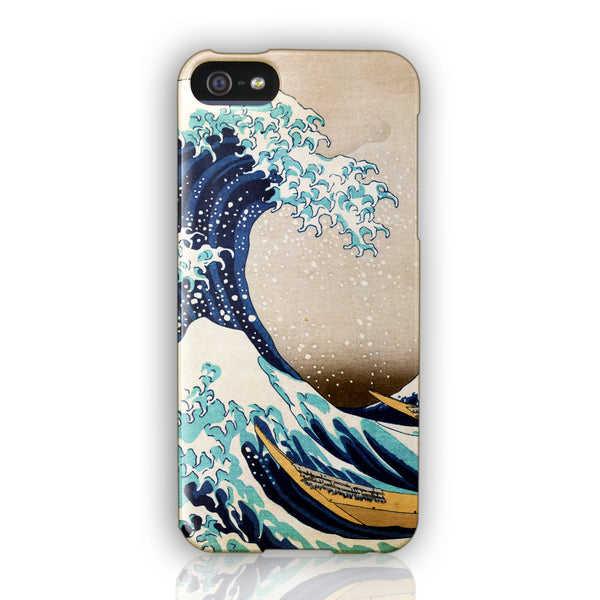 The Great Wave' case for iPhone 5/5S