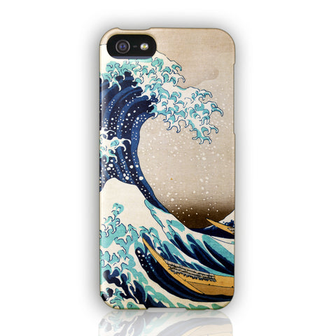 'The Great Wave' case for iPhone 5/5S