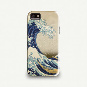 Hokusai 'The Great Wave' Phone case
