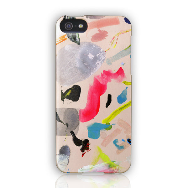 Mia Christoper 'Test Sheet' case iPhone 5/5S