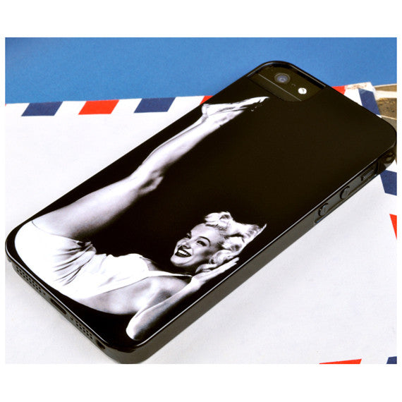Marilyn Monroe Exercise Case for iPhone 5/5S