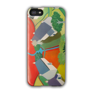 Clare Galloway High Corrie II Case for iPhone 5/5S