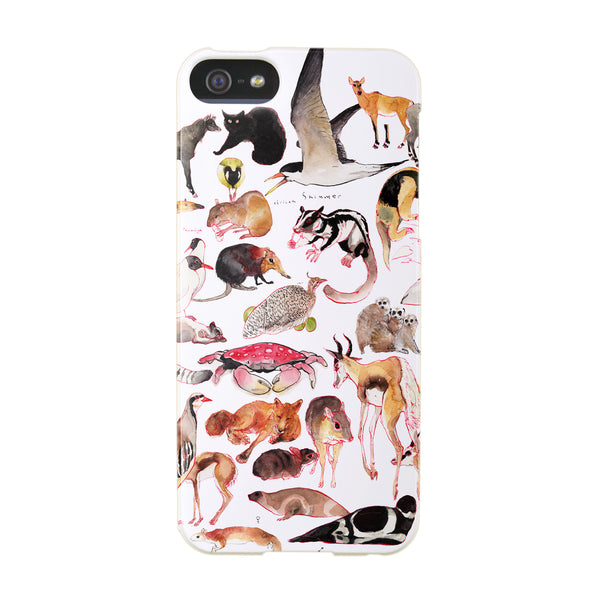 Plenty of Animals design for iPhone 5/5S