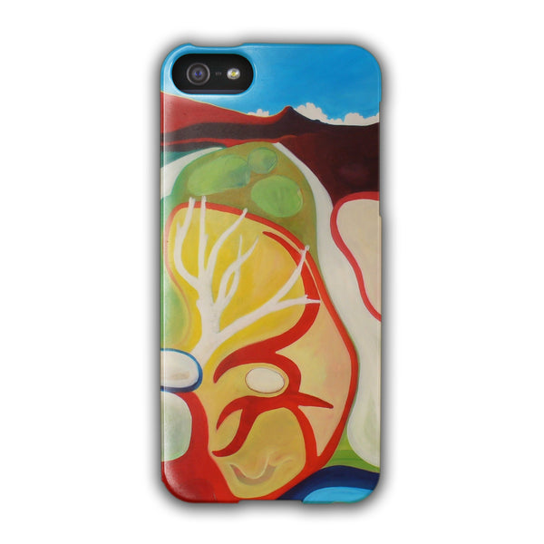 Clare Galloway 'Mountain Path' Phone case iPhone 5/5S