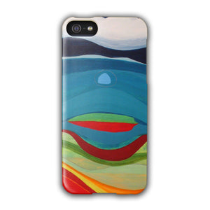 Clare Galloway 'The Small Islands' Phone case 5/5s