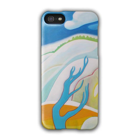 Clare Galloway 'Winter in the Glen' Phone case