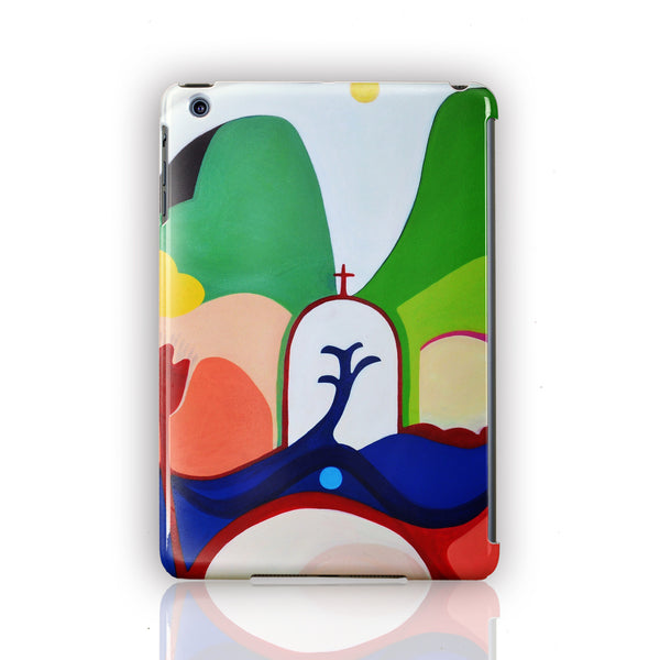 Clare Galloway 'Monte Taburno' iPad Mini case