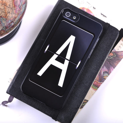 Personalised Mechanical Letter Case