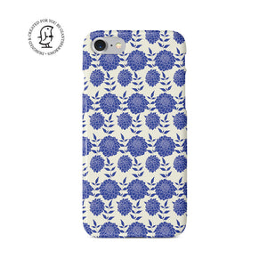 Sparrow Studios 'Japanese Flower Pattern' Phone case