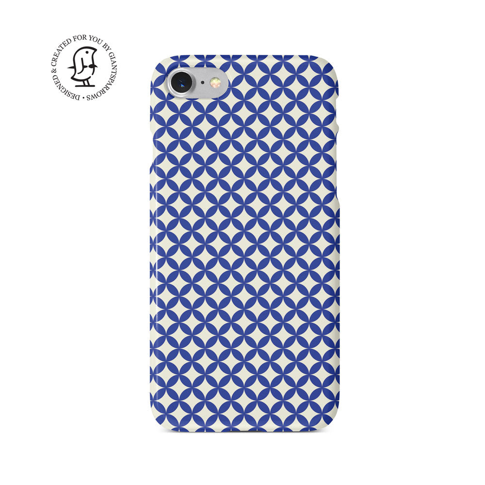 Sparrow Studios 'Japanese Geometric Pattern' Phone case