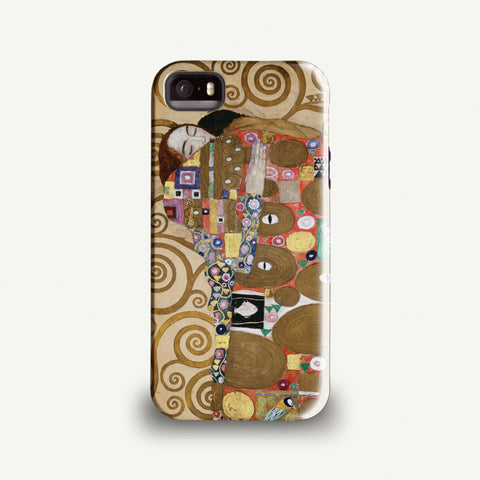 Gustav Klimt 'Sketches for the Frieze' Phone case