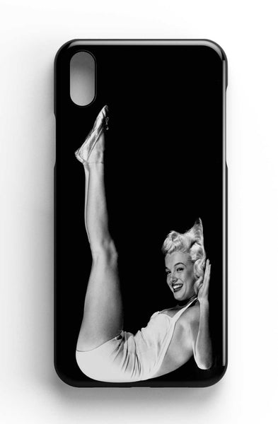 Marilyn Monroe Exercise Phone case