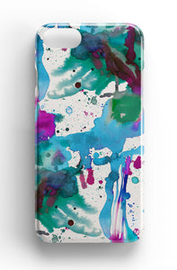 Ninola Design Watercolour Paint Splash Phone Case