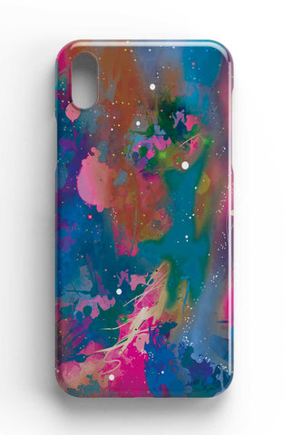 Arctic Galaxy  - Abstract Design Phone Case