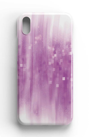 Purple Dust  - Abstract Design Phone Case