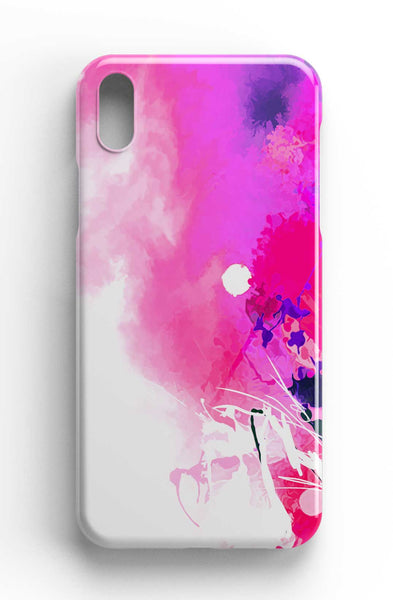 Beauty of Pink - Abstract Fuchsia Design Phone Case