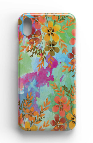 Spring Flowers - Pastel Shades Phone Case