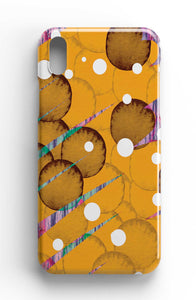 Yellow Delight - Watercolour Digital Phone Case