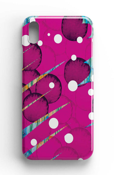 Pink Delight - Watercolour Digital Phone Case