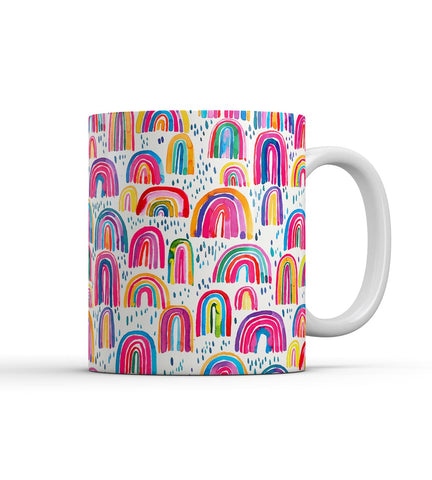 Cute Rainbows Mug