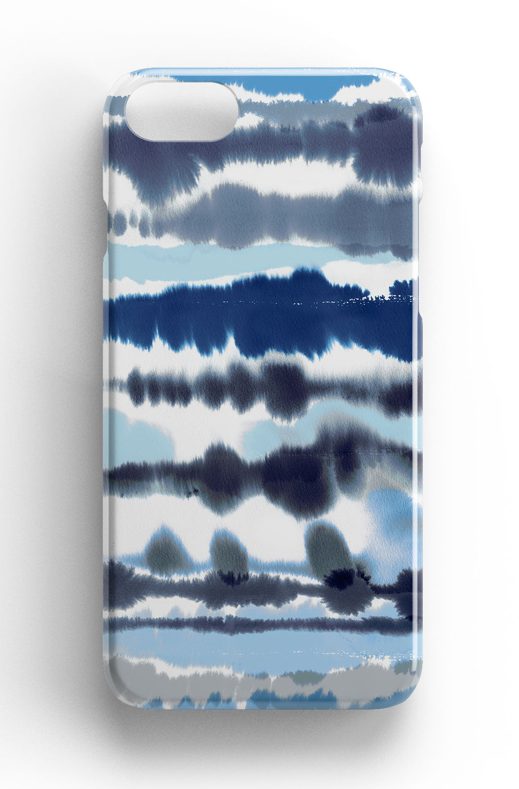 Ninola Design Watercolour Nautical Lines Phone Case
