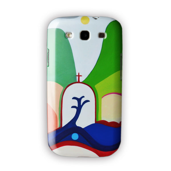 Clare Galloway 'Monte Taburno' Samsung Galaxy S3 phone case
