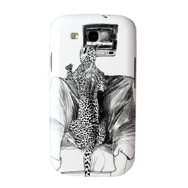 """Drift"" case for Samsung S3, by Mina Milk"