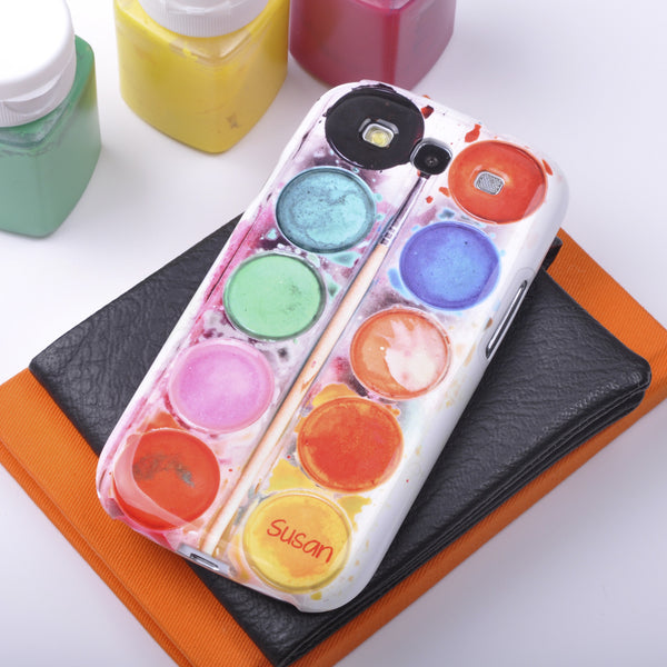 Personalised Paint Set Case