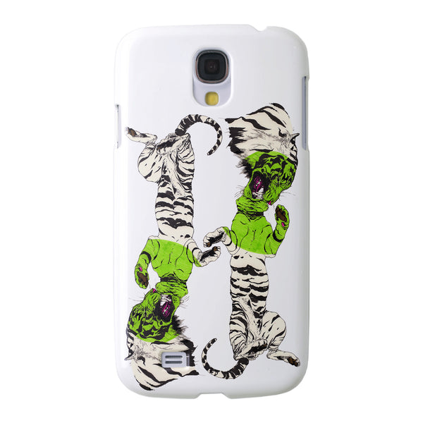 """Four Tigers"" case by Mina Milk Samsung Galaxy S4"