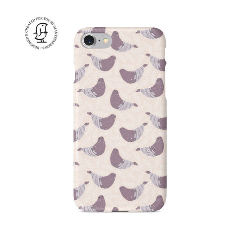 """Seal"" Arctic Space Collection Phone Case"