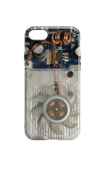 Circuit Board Phone Case - Fans 2