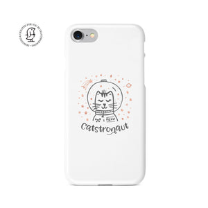 Tracey Coon 'Catstronaut' Phone Case