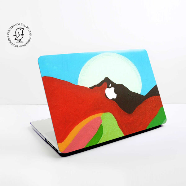 "Clare Galloway ""The Holy Fell"" Design Hard Protective Case for all MacBooks"