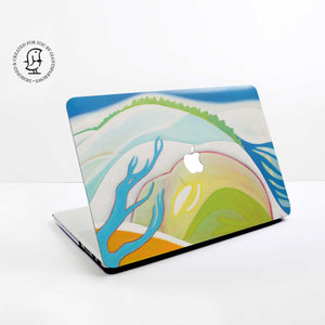 "Clare Galloway ""Winter in the Glen"" Design Hard Protective Case for all MacBooks"