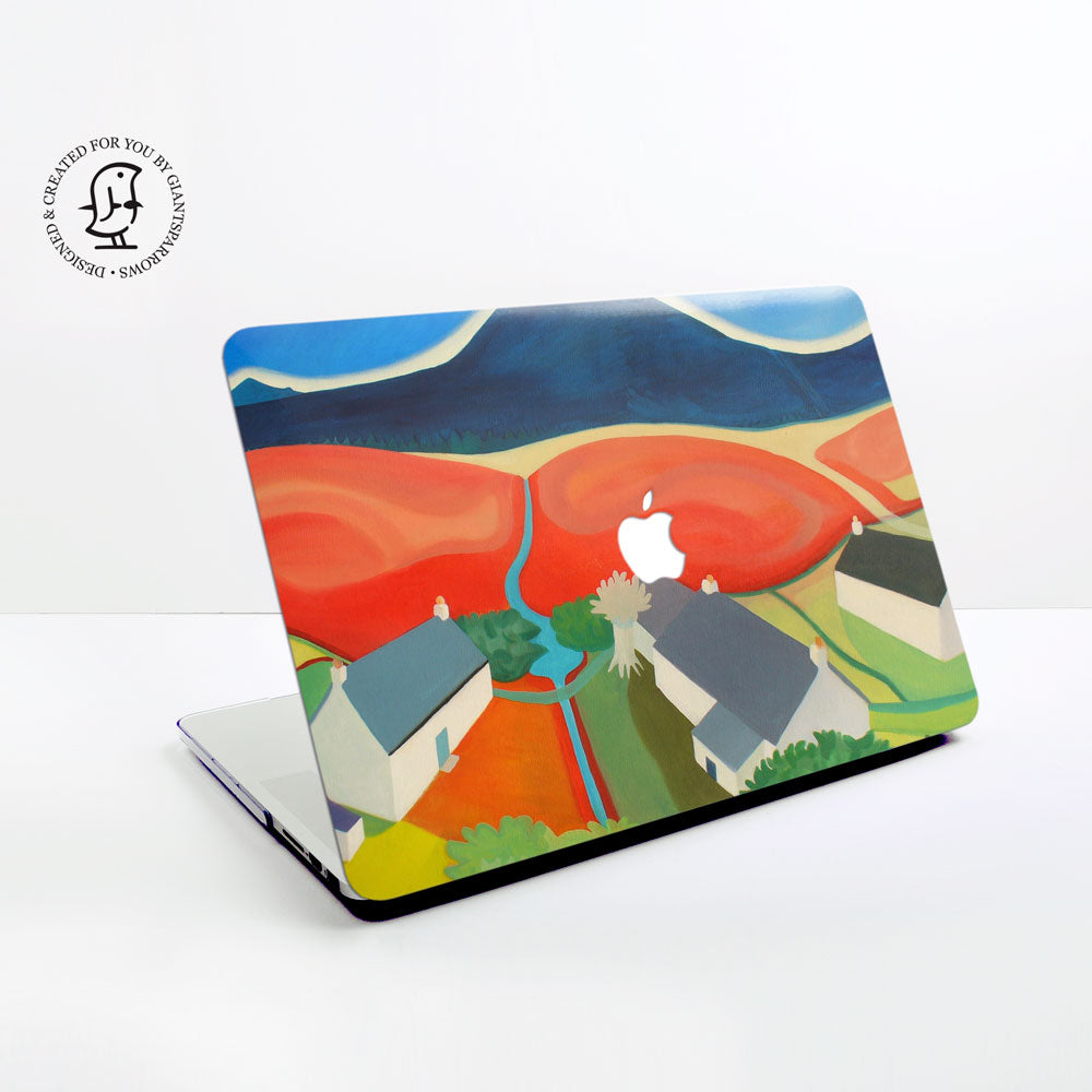 "Clare Galloway ""High Corrie 2"" Design Hard Protective Case for all MacBooks"