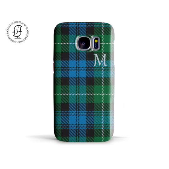 """Lamont Clan"" Personalised Phone Case"