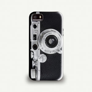 Vintage Camera Design iPhone Case