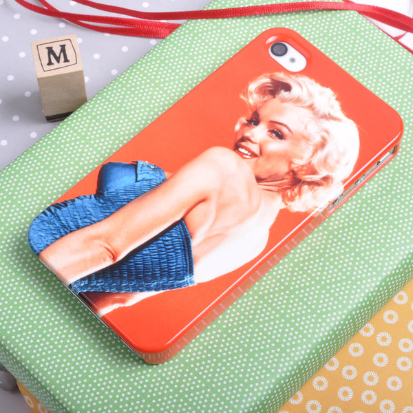 Marilyn Monroe pin up Phone case