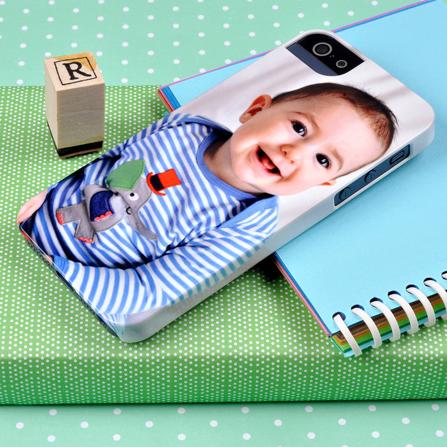Personalised Photo Case for iPhone and Samsung