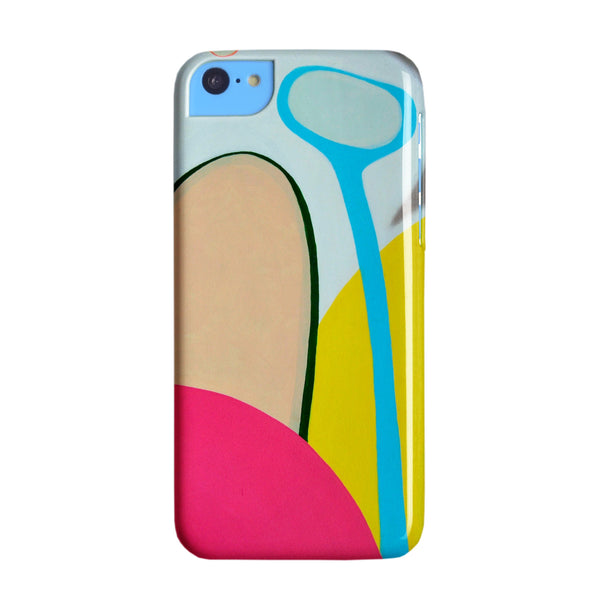 Clare Galloway Campania Mountains Case iPhone 5C