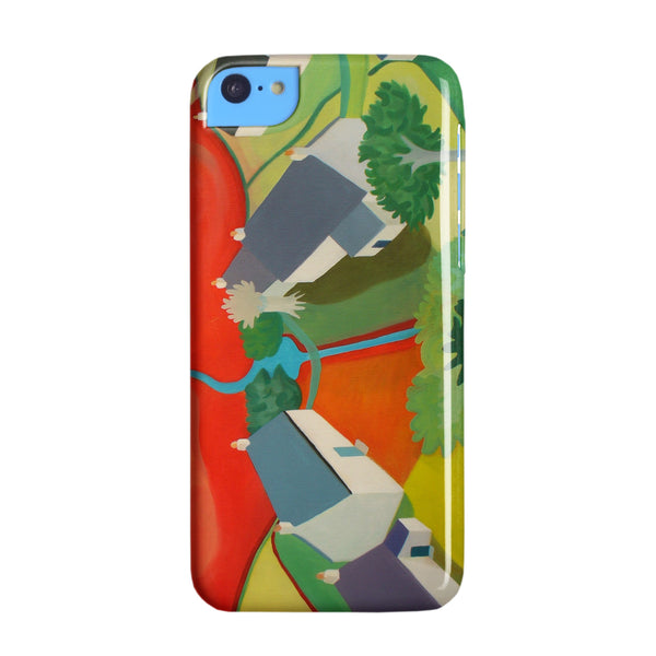 Clare Galloway High Corrie II Case for iPhone 5C