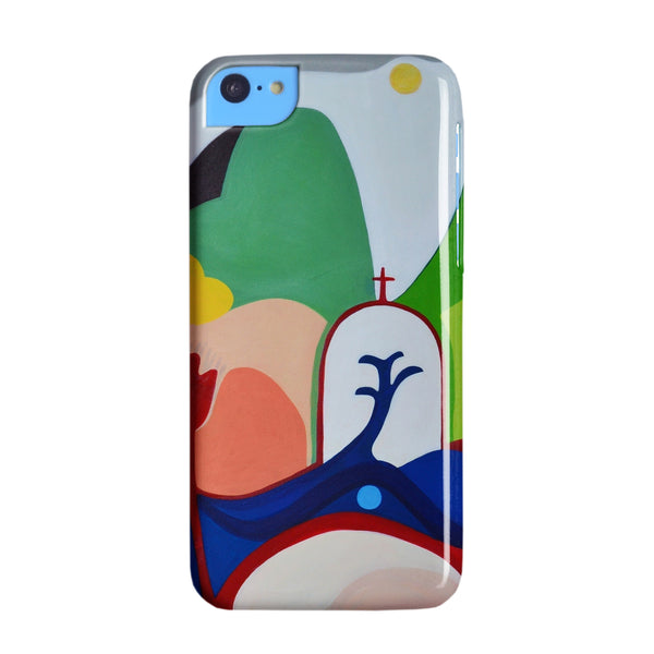 Clare Galloway 'Monte Taburno' Phone case iPhone 5C