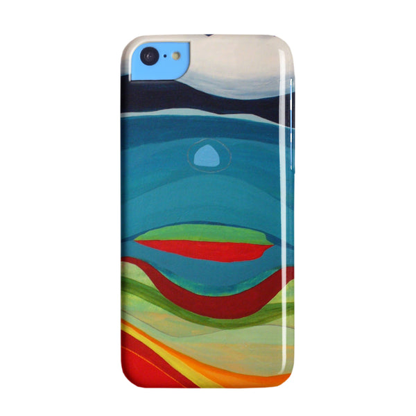 Clare Galloway 'The Small Islands' Phone case iPhone 5C