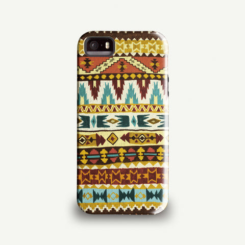 Aztec Pattern Phone Case