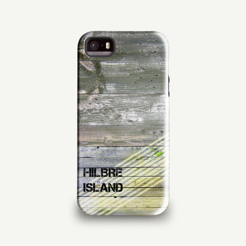 Personalised Wood Phone case
