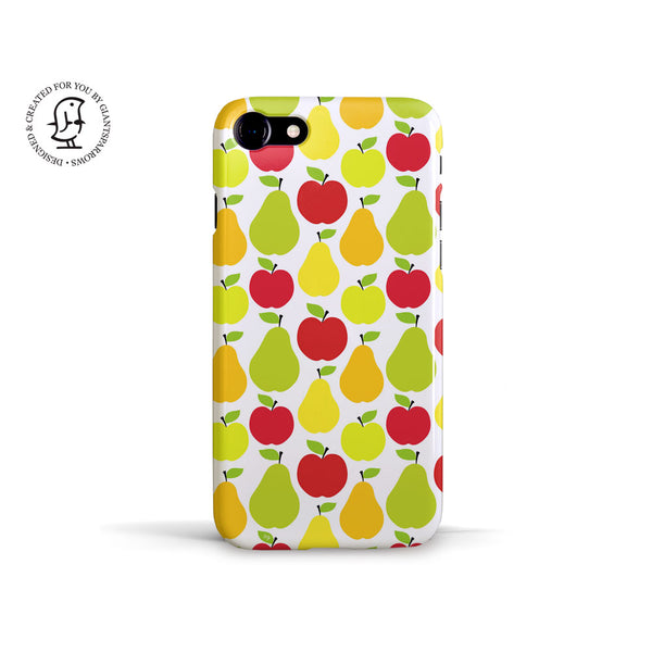 "Martina Pavlová Illustrated Phone Case ""Juicy Fruits"""