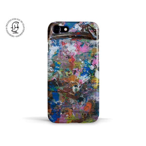 """Paint Splash"" Phone Case"